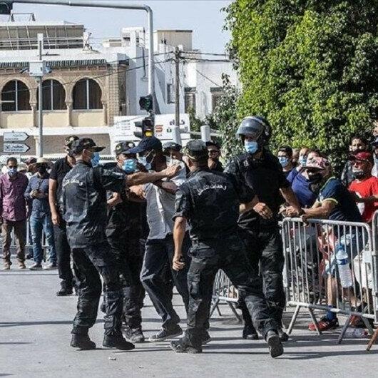 'Worrisome, illegitimate': Turkey condemns 'coup' in Tunisia