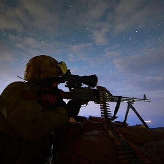Turkey 'neutralizes' 3 terrorists in northern Syria