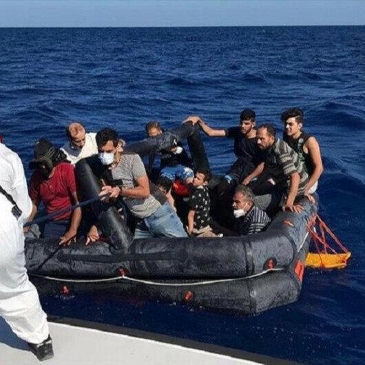 Turkey rescues 14 asylum seekers pushed back by Greece