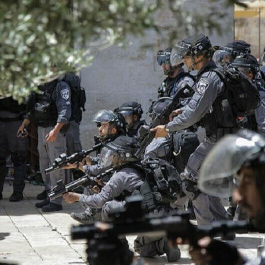 Israeli army attacks Palestinians in West Bank, wounding 13