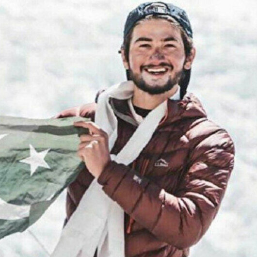 Youngest Pakistani climber scales K2