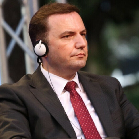 North Macedonia's foreign minister set to visit Turkey