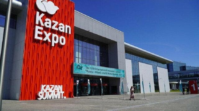The Kazan Summit 2021 kicked off in the capital of Russia's republic of Tatarstan