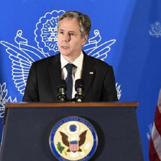 'We remain engaged in Afghanistan despite troop withdrawal,' says US secretary of state