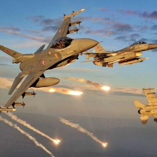 Turkey 'neutralized' nearly 1,600 terrorists in 2021: Defense Ministry