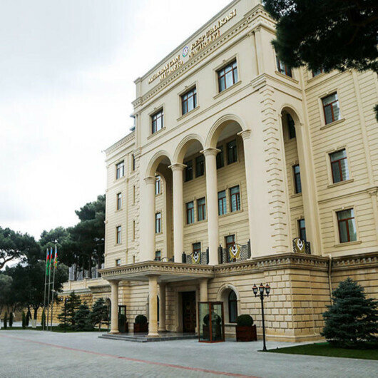 Armenia violates ceasefire by shelling Azerbaijani army positions in Kalbajar