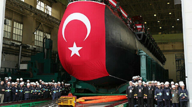 Triumph for Turkey, headache for Greece': How German submarines will empower Ankara