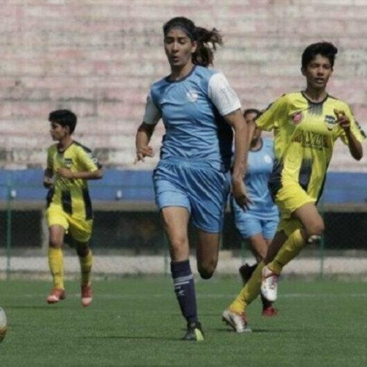 A trailblazing woman for football in Kashmir: Nadiya Nighat
