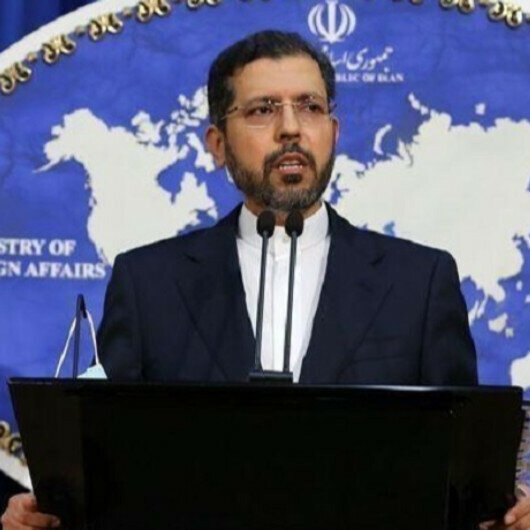 Iran says not behind attack on Israeli-operated oil tanker off Oman