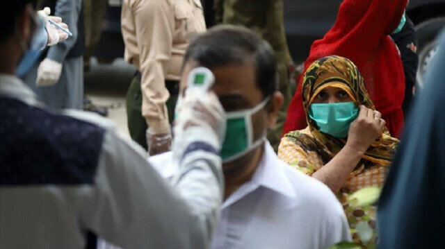 Pakistan logs over 5,000 COVID-19 cases 1st time in 3 months