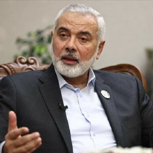 Ismail Haniyeh to be re-elected Hamas leader: Source