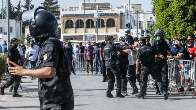 Tunisian President Kais Saied dismissed the government of Prime Minister Hichem Mechichi, froze the parliament, and assumed executive authority
