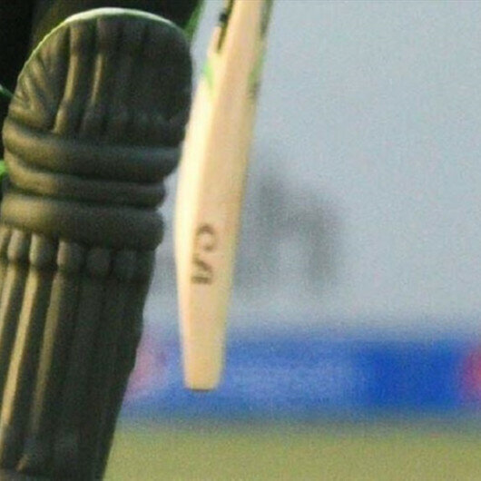 Why does cricket favor left-handed players?