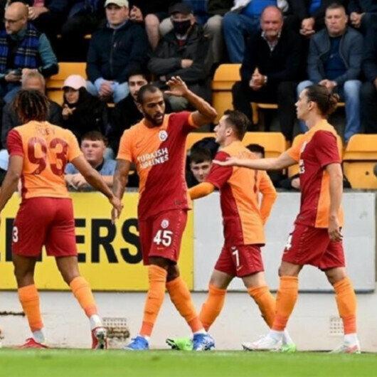 Galatasaray move to UEFA Europa League playoffs