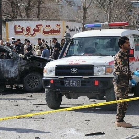 At least five civilians killed in Afghanistan mortar attack