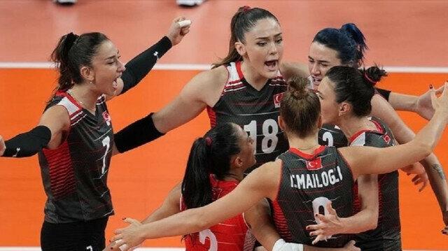 Turkey to face S. Korea in Tokyo 2020 women's volleyball quarterfinals
