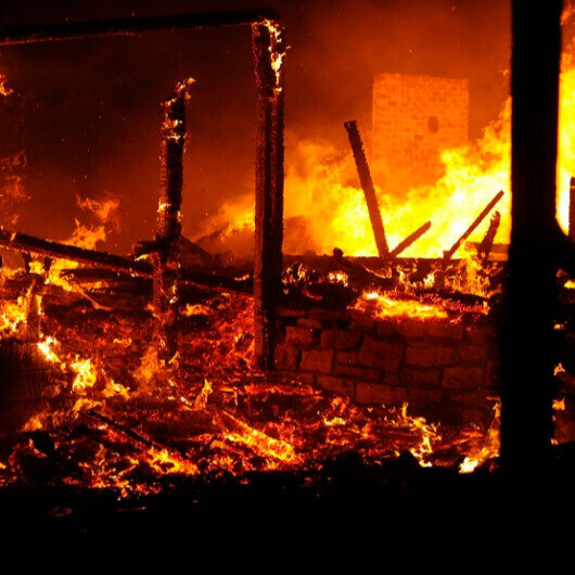 Wildfires, not pandemic lockdowns, had largest impact on global climate in 2020