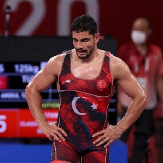 Turkish wrestler Taha Akgul wins bronze in Olympics freestyle