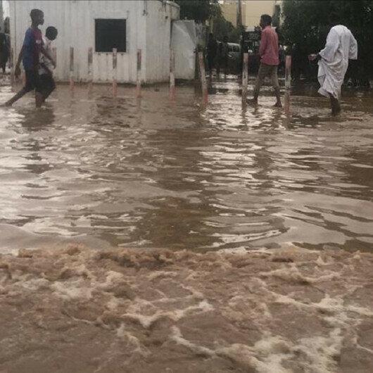 Floods in Sudan stoke concerns over Ethiopian dam