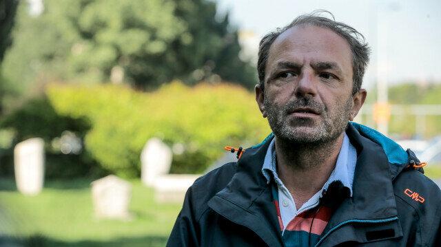 Bosnian director Dragan Stanimirovic