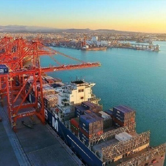 Turkish exporters lock on $211B target for 2021
