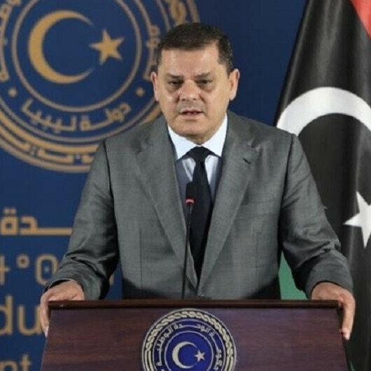 Libyan premier meets high-level US delegation in Tripoli