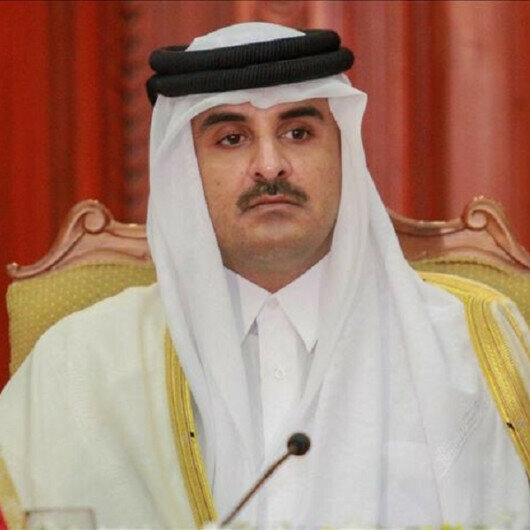 Qatar voices support to Libya's unity, stability