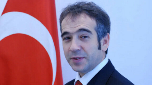 Turkey's ambassador to India Firat Sunel