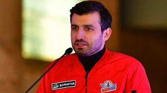 Baykar Technical Director Selçuk Bayraktar