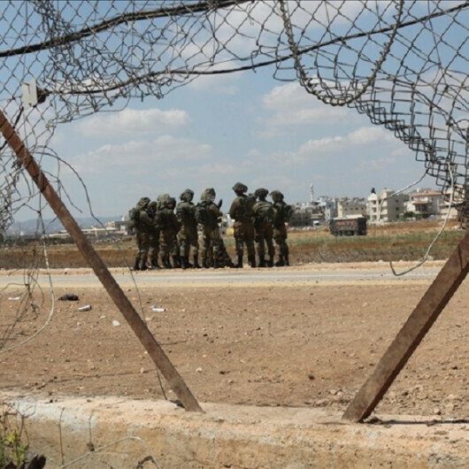 Palestinian prison escapee to keep fighting for freedom