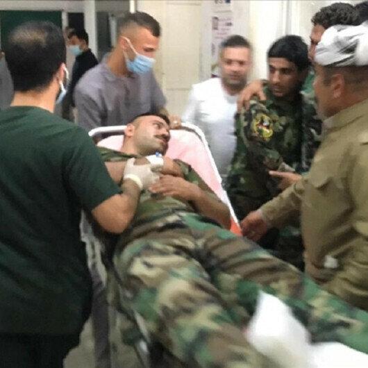 PKK bomb attack kills two Peshmerga in northern Iraq