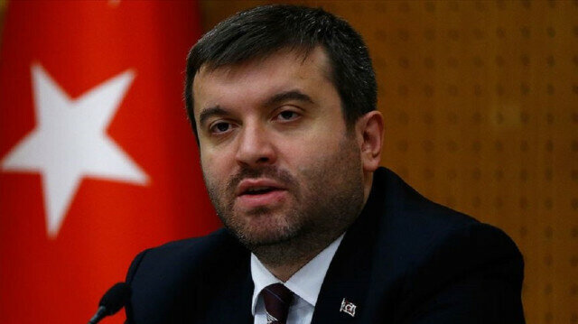 Turkey's deputy foreign minister Yavuz Selim Kiran