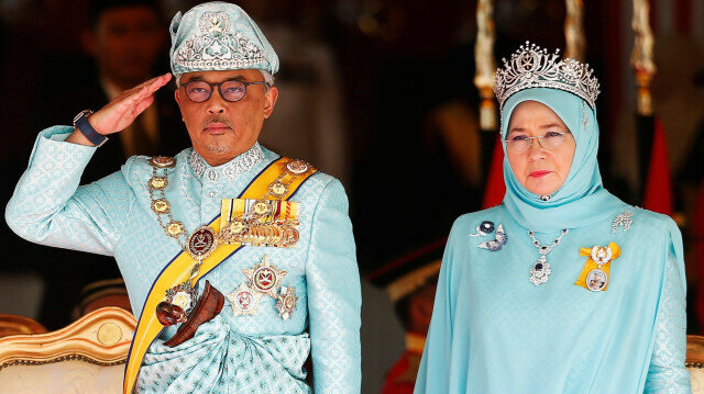 Malaysia's king, queen embark on 10-day special visit to UK