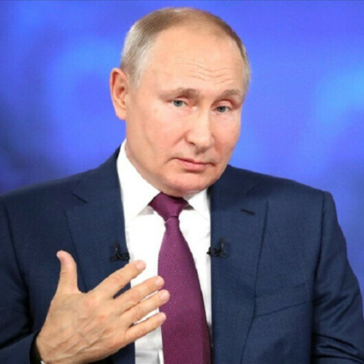 US, NATO must bear cost of Afghan reconstruction, says Putin