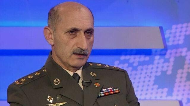 Azerbaijani military expert Colonel Shair Ramaldanov