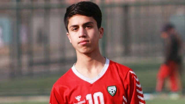 Tragic end for Afghan teenage footballer's dream