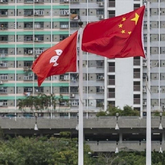 Hong Kong holds first election under new system