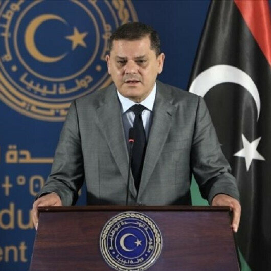 Libya parliament withdraws confidence from unity government