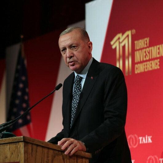 Turkey, US should boost trade, economic cooperation for 'full potential': Erdogan