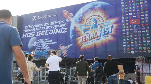 Premier Turkish tech event TEKNOFEST kicks off in Istanbul