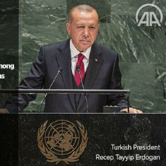 Erdogan says world can't let Syrian crisis last 10 more years