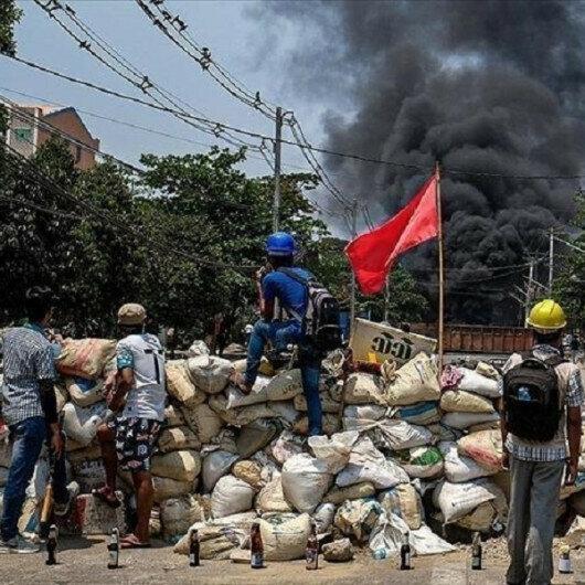UN rights chief warns of 'full-blown' civil war in Myanmar