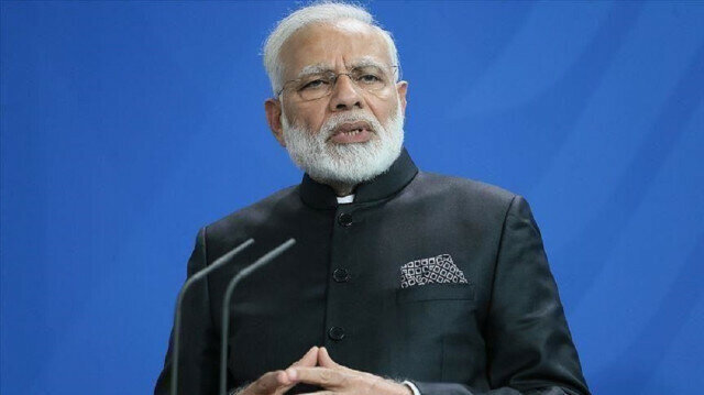 India's prime minister meets with his Australian, Japanese counterparts