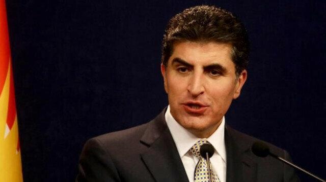 Nechirvan Barzani, head of northern Iraq's Kurdish Regional Government (KRG)