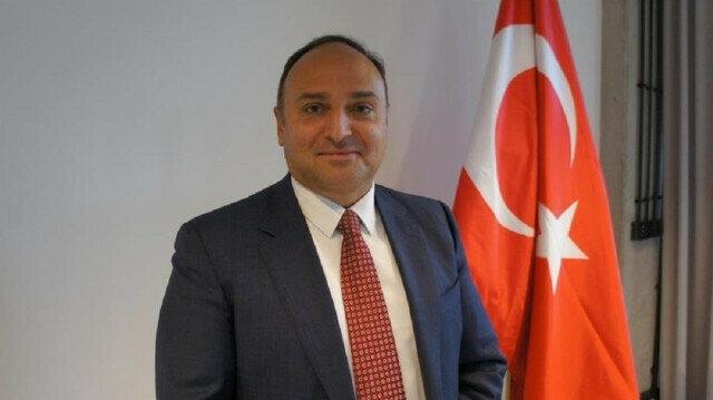 Turkish Ambassador to Warsaw Cengiz Kamil Firat