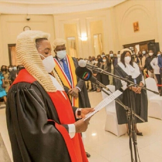 Zambia elects first woman as parliament speaker