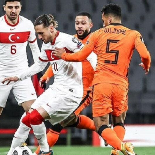Turkey to visit Netherlands in tough 2022 World Cup qualifiers