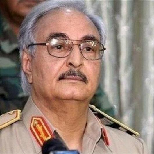 Libya's Haftar hires former Republican lawmaker, ex-Clinton aide as lobbyists