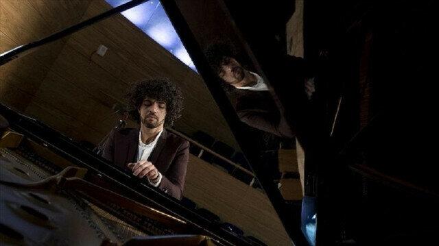 French pianist Simon Ghraichy