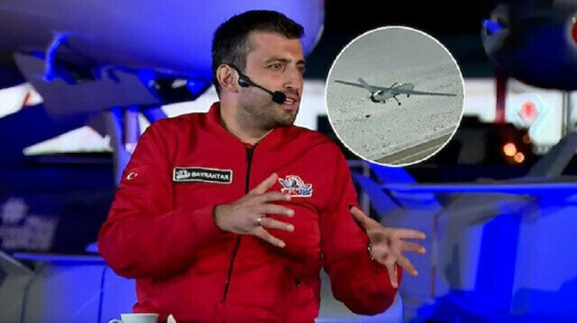 Selcuk Byraktar, tech chief of Turkish UAV maker